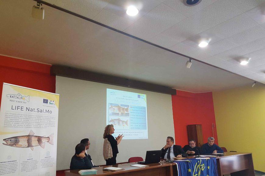Presentato in Regione Molise il progetto europeo Nat.Sal.Mo