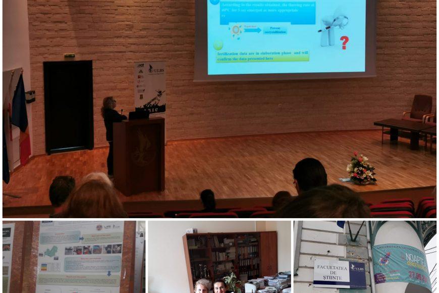 Conferenza a Sibiu- Accoglienza molto positiva per NatSalMo